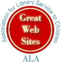 American Library Association Great Websites for Kids